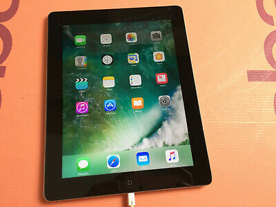 Apple iPad 4th Gen. 32GB, Wi-Fi + Cellular Unlocked - See