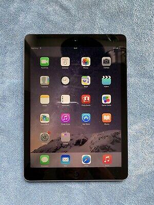 Apple iPad Air 1st Gen. 16GB, Wi-Fi + Cellular, 9.7in -