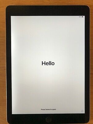 Apple iPad Air GB, Wi-Fi, 9.7in - Space Grey