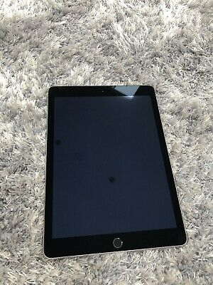 Apple iPad Air GB, Wi-Fi + Cellular 9.7in - Space Grey