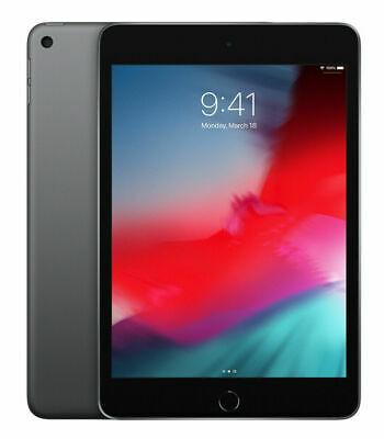Apple iPad Mini (5th Generation) 64GB, Wi-Fi, 7.9in - Space