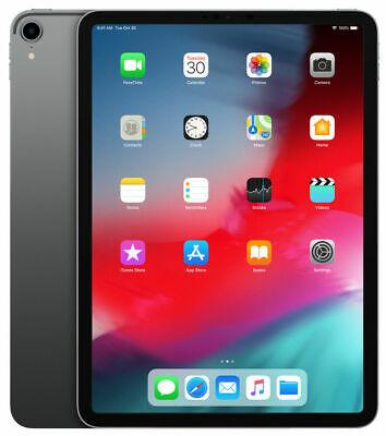 Apple iPad Pro 3rd Gen. 64GB, Wi-Fi + Cellular (Unlocked),