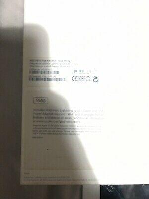 Apple iPad mini 4 16GB, Wi-Fi, 7.9in - Silver