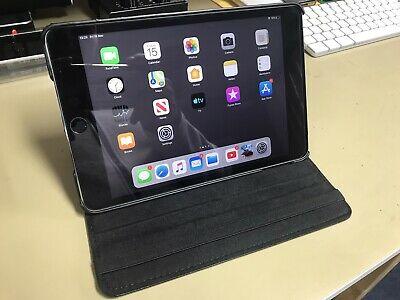Apple iPad mini 4 16GB, Wi-Fi + Cellular (Unlocked), 7.9in -