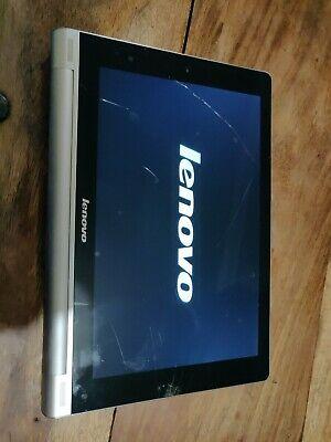 Lenovo Yoga Tablet GB, Wi-Fi, 10.1in - Silver Faulty