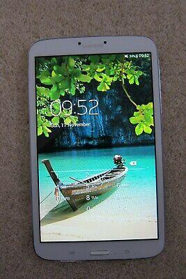 Samsung Galaxy Tab 3 SM-TGB, Wi-Fi, 8in - White