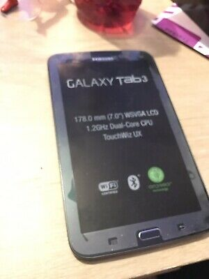 Samsung Galaxy Tab 3 SM-TGB, Wi-Fi,- Midnight Black -