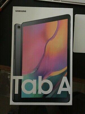 Samsung Galaxy Tab A (GB, Wi-Fi, 10.1in - Black -