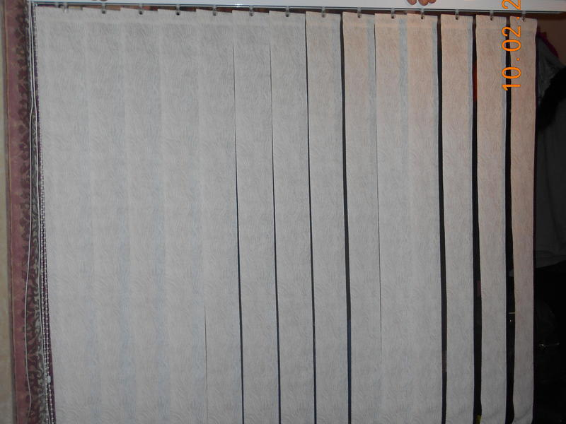 Vertical Blinds x 2 - willing to sell separately