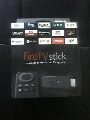 Amazon Fire TV Stick (1st Gen) with Basic Remote - Black