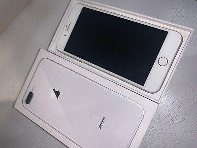 Apple iPhone 8 Plus 64GB A (GSM) (Unlocked) - Silver