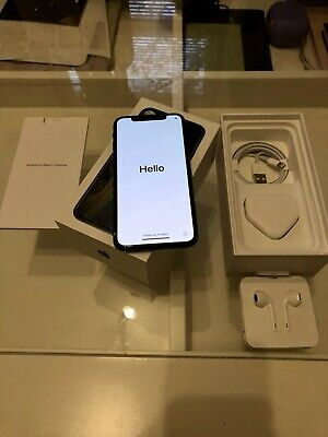 Apple iPhone XS - 256GB - Space Grey (Unlocked) A - MINT
