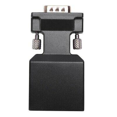 P VGA Male to HDMI Female Video Adapter w/ 3.5mm Audio /