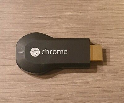 Google Chromecast HDMI Streaming Media Player H2G2-42
