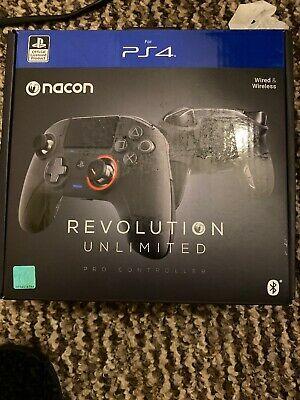 NACON Revolution Unlimited Pro Gamepad for PlayStation 4 -