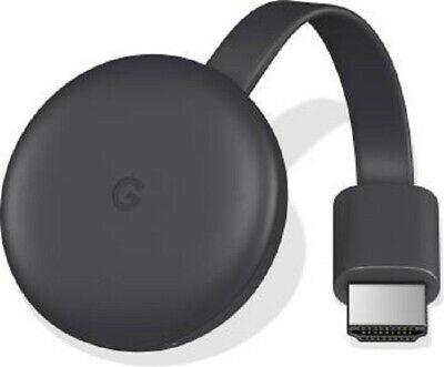NEW Google Chromecast (3rd Generation) Media Streamer