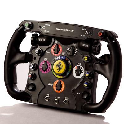 NEW Thrustmaster Ferrari F1 Wheel Add On