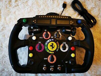 Thrustmaster Ferrari F1 Wheel Add On, customised SLI