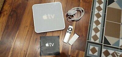 Apple TV (1st Generation) 160GB Media Streamer - A