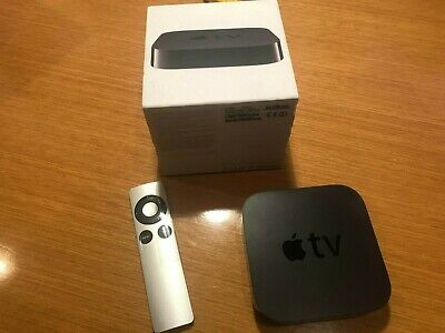 Apple TV (3rd Generation) HD Media Streamer - A - With