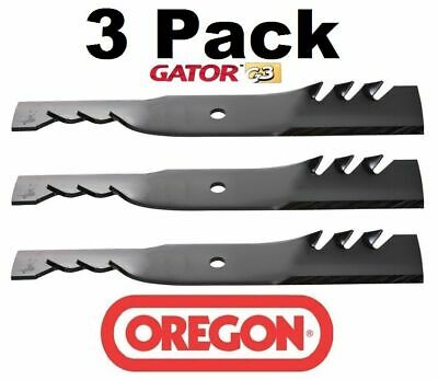 3 Pack Oregon  Gator G3 Mulcher Blade for Dixie