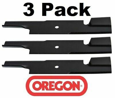 3 Pack Oregon  High Lift Mower Blade for Scag