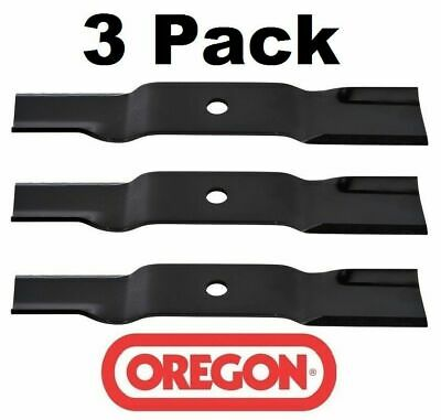3 Pack Oregon  Mower Blade Fits Cub Cadet