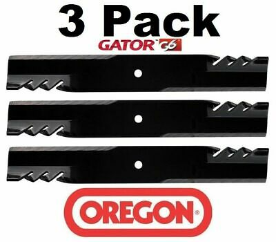3 Pack Oregon  Mower Blade Fits Gator G6 fits