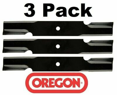 3 Pack Oregon  Mower Blade Fits fits Bunton-Goodall