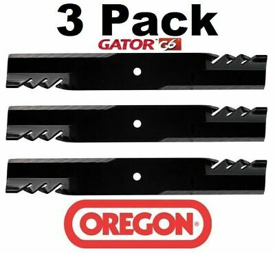 3 Pack Oregon  Mower Blade Gator G6 fits Bush Hog