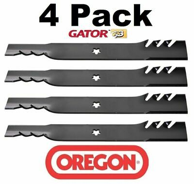 4 Pack Oregon  Gator Mulcher Blade for AYP Sears