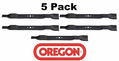 5 Pack Oregon  Mower Blade Fits Craftsman