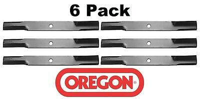 6 PK Oregon  Mower Blade Fits John Deere M