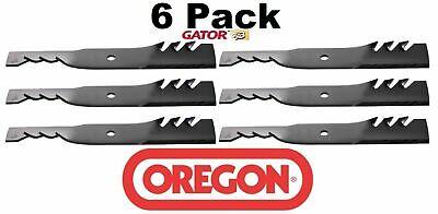 6 Pack Oregon  Gator G3 Mulcher Blade for Dixie