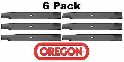 6 Pack Oregon  High Lift Mower Blade for Dixon