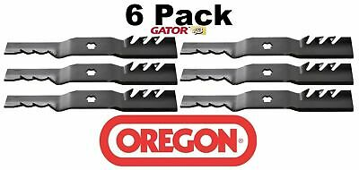 6 Pack Oregon  Mower Blade Gator G3 Fits Craftsman