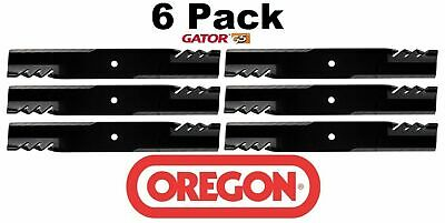 6 Pack Oregon  Mower Blade Gator G5 fits