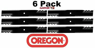 6 Pack Oregon  Mower Blade Gator G6 Fits fits