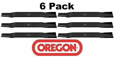 6 Pack Oregon  Mower Blade fits Bush Hog