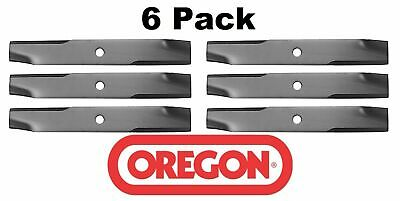 6 Pack Oregon  Mower Blade for Gravely ""