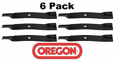 6 Pack Oregon  Mower Blade for John Deere TCU