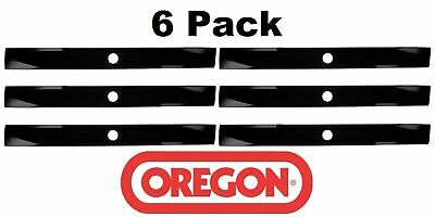 6 Pack Oregon  Mower Blade for Kubota  RC72