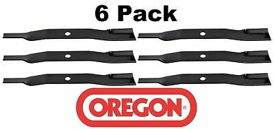 6 Pack Oregon  Mower Blade for Landpride C 72""