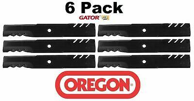6 Pack Oregon -in-1 Gator Mulcher Blade for John