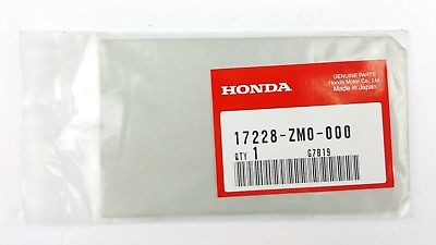 Honda Air Cleaner Gasket Genuine Part -ZM NOS OEM
