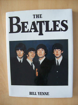 Beatles The Beatles Hardback Book  Reprint by Bill Yenne