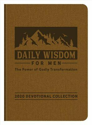 Daily Wisdom for Men  Devotional Collection The Power of