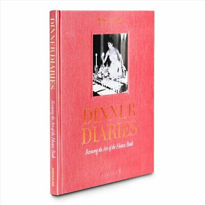 Dinner Diaries: Reviving the Art of the Hostess Book