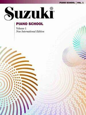 Suzuki Piano School, Vol 1 by Alfred Music