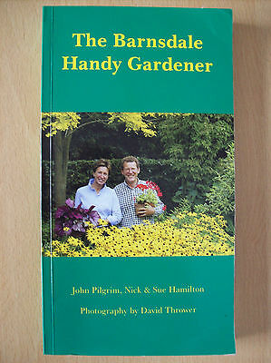 The Barnsdale Handy Gardener Collectable Signed Copy